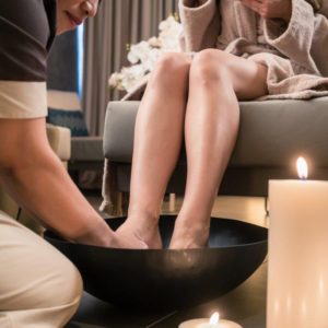 Foot Soak Voucher
